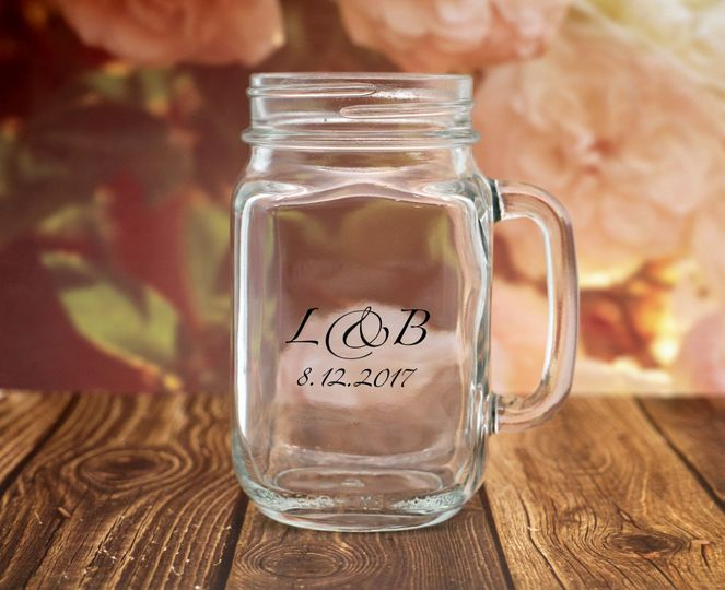 16 oz. Drinking Jar
