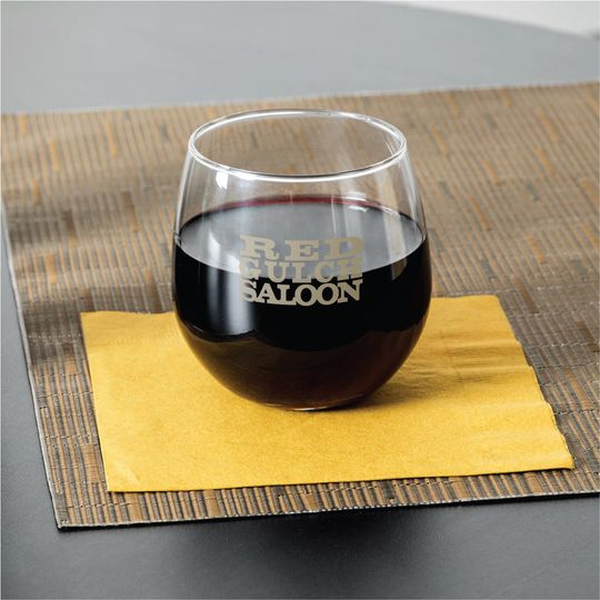 16.75 oz. Stemless Red Wine