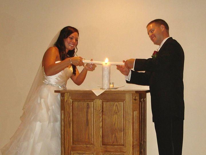 Lighting of candles