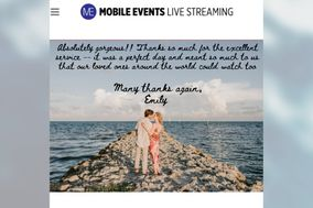Mobile Events Live Streaming Service
