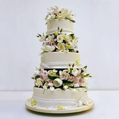 Ron Ben Israel Cakes Wedding Cake New York