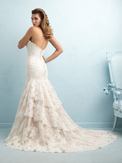 Nileris Bridal Boutique - Dress & Attire - Kissimmee, FL - WeddingWire