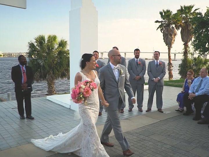 Tmx Christine Michael 6 51 914136 161271275824620 Jacksonville wedding videography