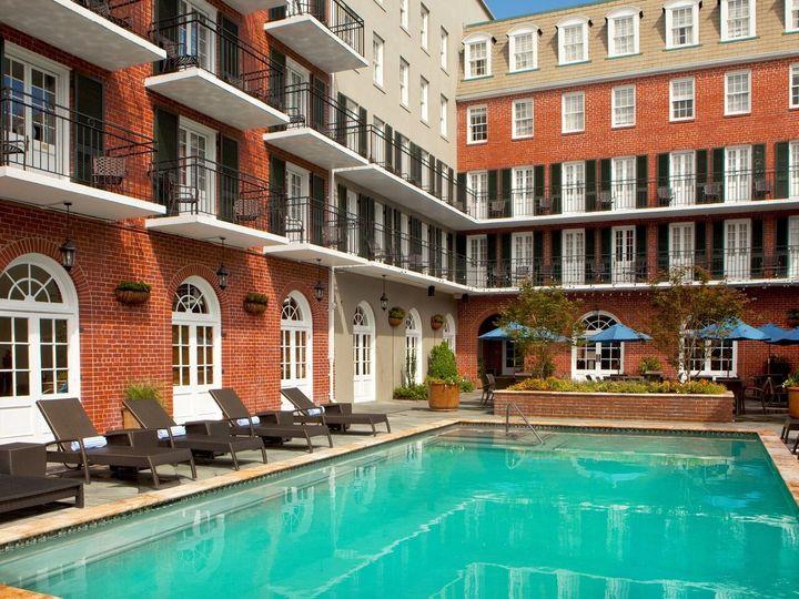 Tmx Msyqf Courtyard Pool 9437 Hor Clsc 51 474136 157598937158435 New Orleans, LA wedding venue