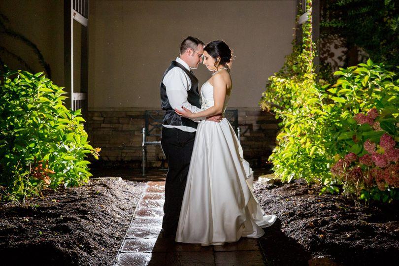 Candace and Matt Wedding