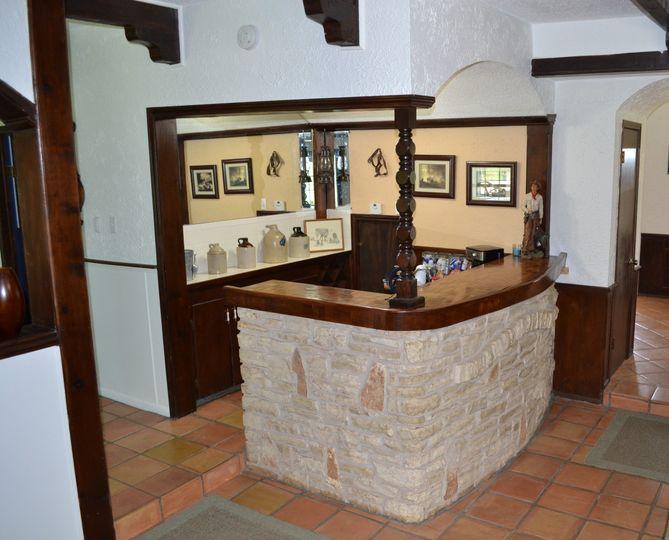 Trails End Ranch- Bar Area