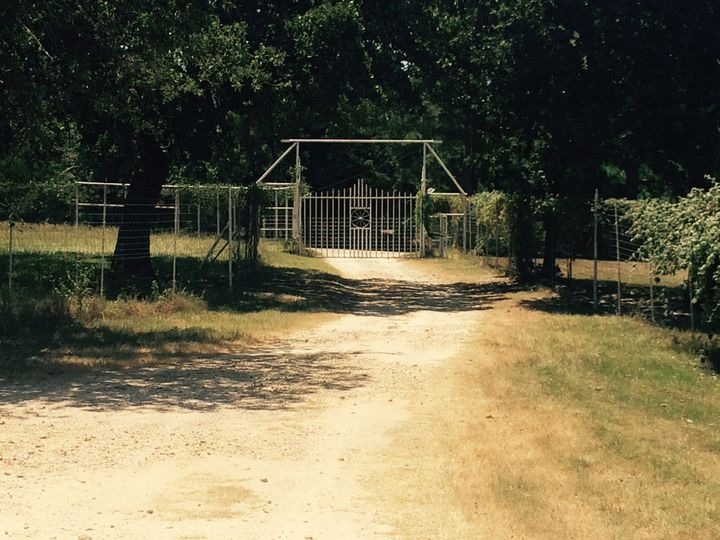 Trails End Ranch- Front Entry Gate
