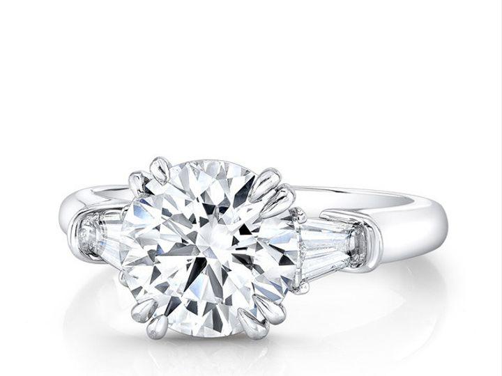 Tmx 1366127318447 Ringroundlayingdown Los Angeles, CA wedding jewelry