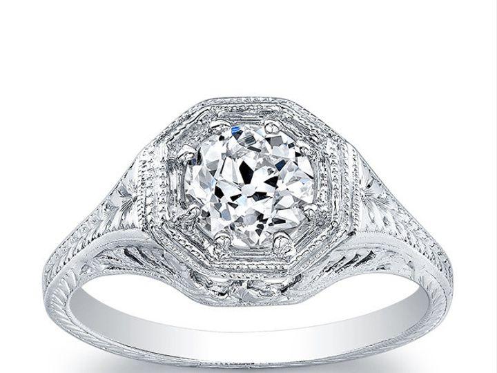 Tmx 1392829095652 Ronelli111413ringfron Los Angeles, CA wedding jewelry