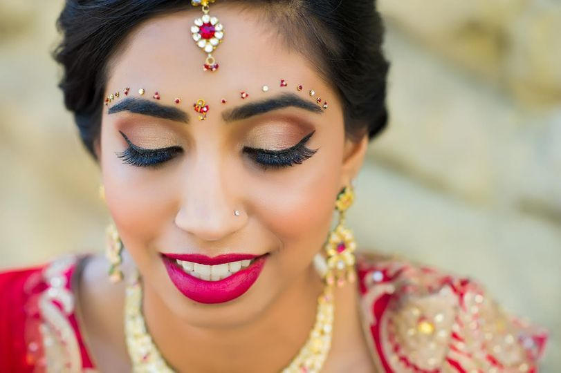 Best Bridal Makeup Reviews : Blush Makeup and Hair, Wedding Beauty and Health, New York ...