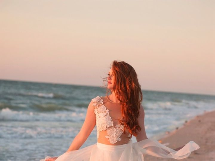Tmx 1438880316454 Aphrodite And Abby Sized Clearwater, Florida wedding dress