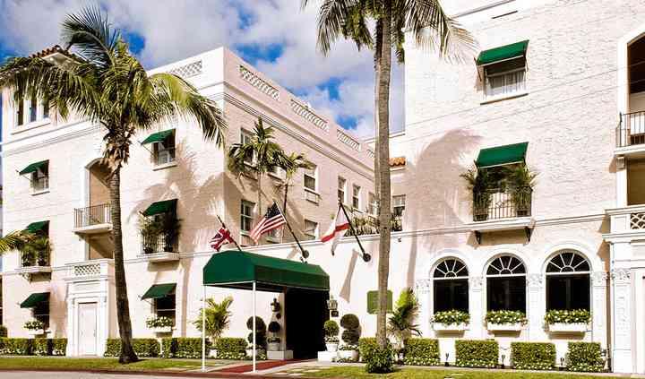 The Chesterfield Hotel Palm Beach