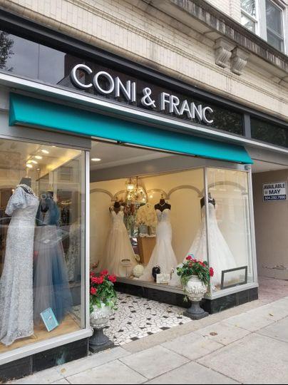 CONI & FRANC Storefront 2019