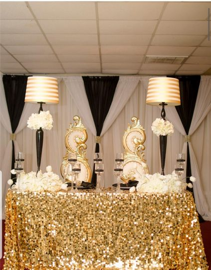 Black and Gold Event