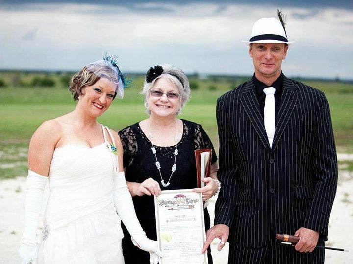 Tmx 1341760499939 Roaring20s Dallas, TX wedding officiant