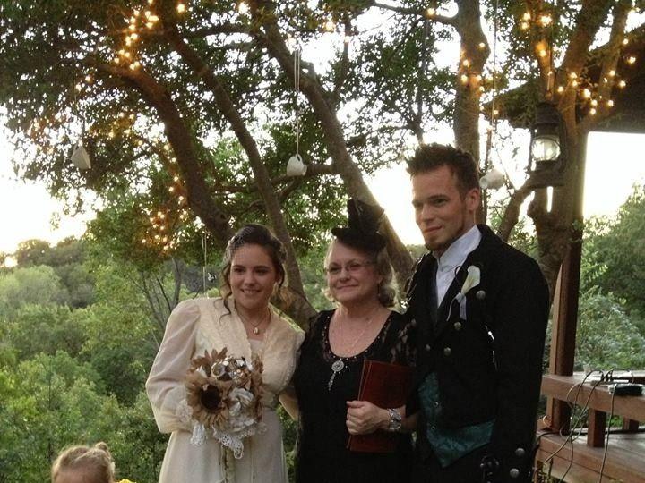Tmx 1385295645690 Jer Jessica  Mar Dallas, TX wedding officiant
