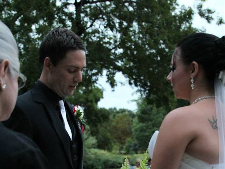 Tmx 1385297459733 Alyece And Aaron Fulle Dallas, TX wedding officiant