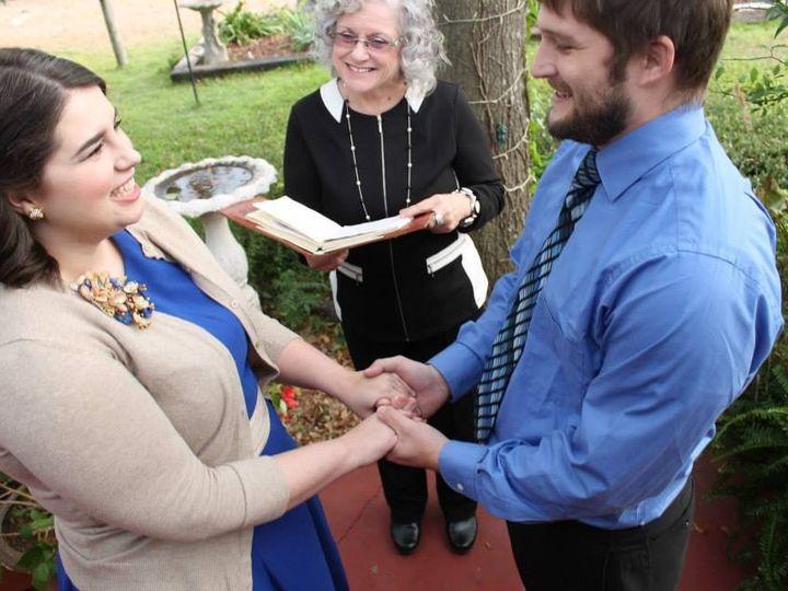 Tmx 1398098644083 Rich Melinda 2 Dallas, TX wedding officiant