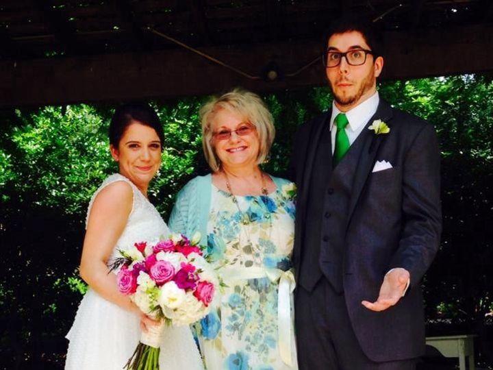Tmx 1401659619345 Dan And Olivia 53114 Dallas, TX wedding officiant