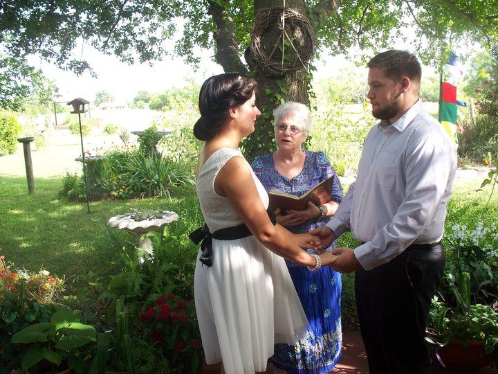 Tmx 1405121400342 1010316 Dallas, TX wedding officiant