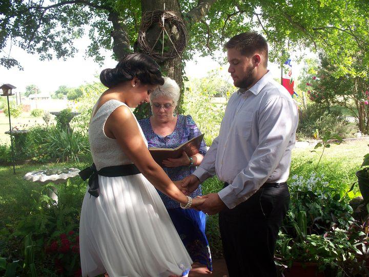Tmx 1405121427381 1010318 Dallas, TX wedding officiant