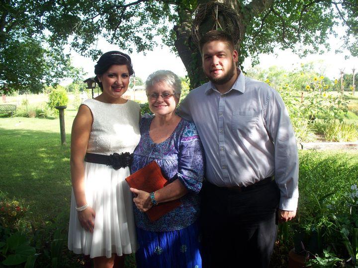 Tmx 1405121506800 1010331 Dallas, TX wedding officiant