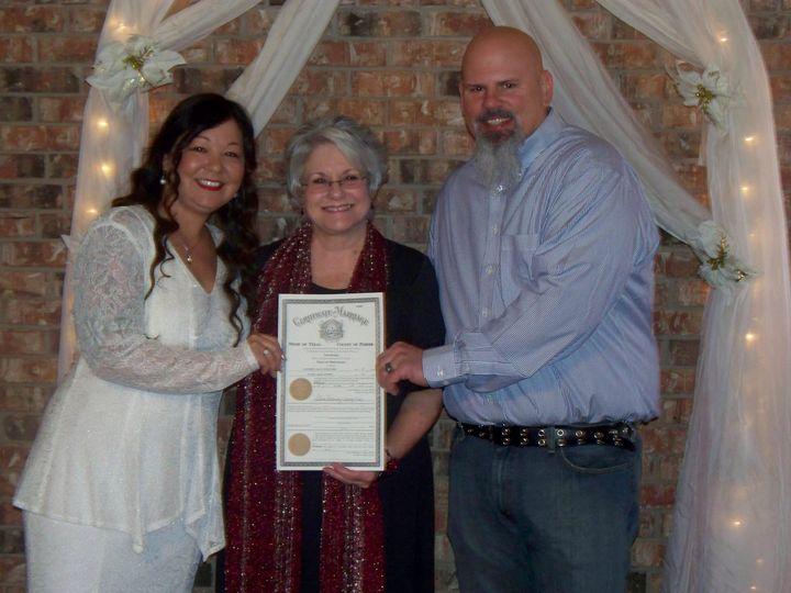 Tmx 1418580013354 1011000 Dallas, TX wedding officiant