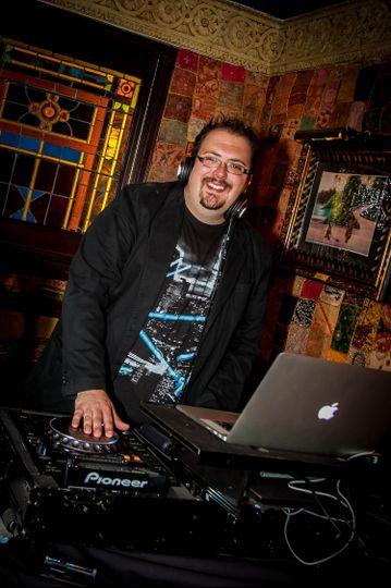 DJ Stephen Kurtz