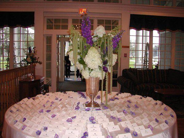 Tmx 1240399513437 Delphiniumsivercenterpiece Auburn wedding florist