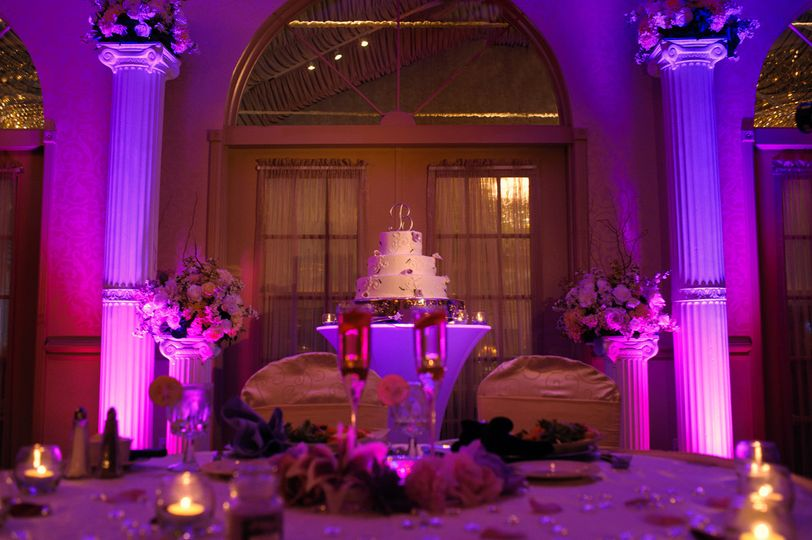 The wedding cake - Kerwin Capers Studios