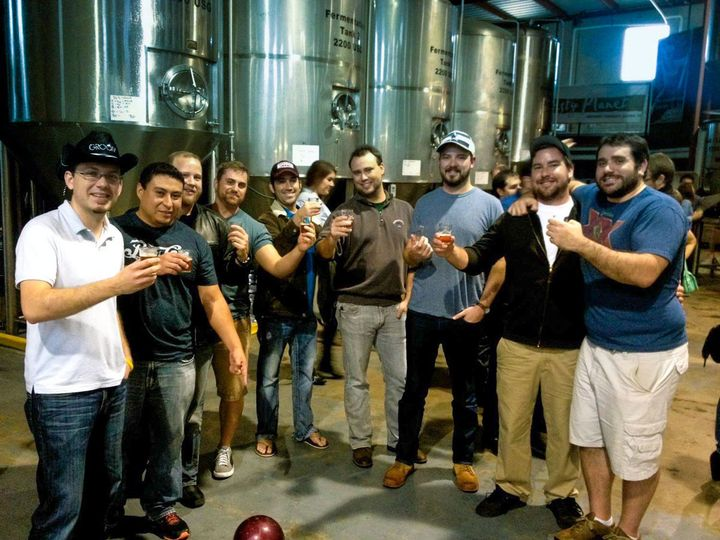 Tmx 1421658153637 Brewery Tour Bachelor Party Austin wedding travel