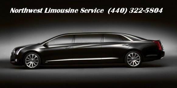 """Next Generation"" 6 Passenger Cadillac Limousine."