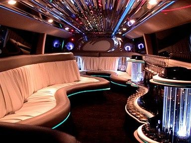 H2 Hummer Megastretch Interior with wrap around seating, 5 Flat Screens, Bar Facilities, Fiber Optic...