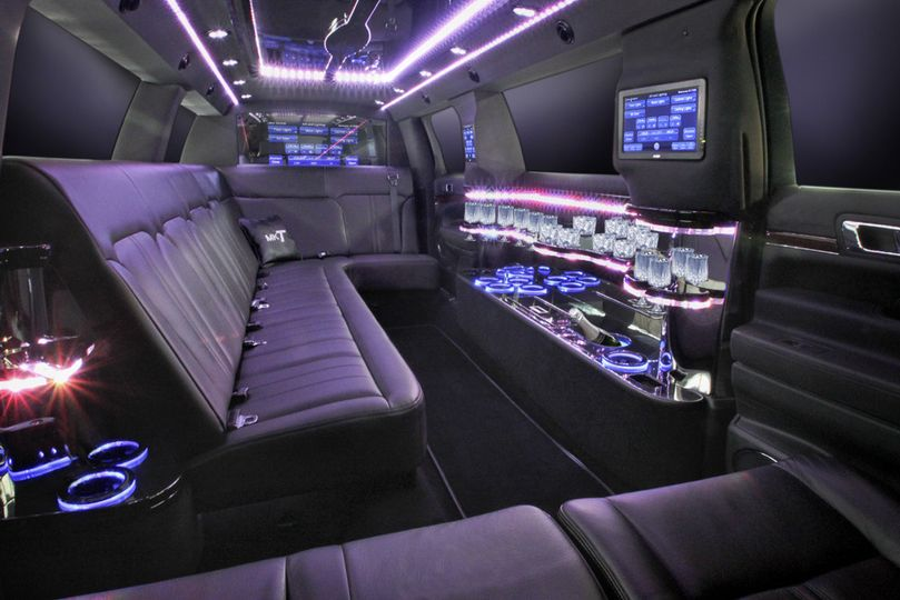 "Lincoln MKT ""Next Generation"" Limousines. This is not your ""90's"" Limousine! Buttons are now a thing..."