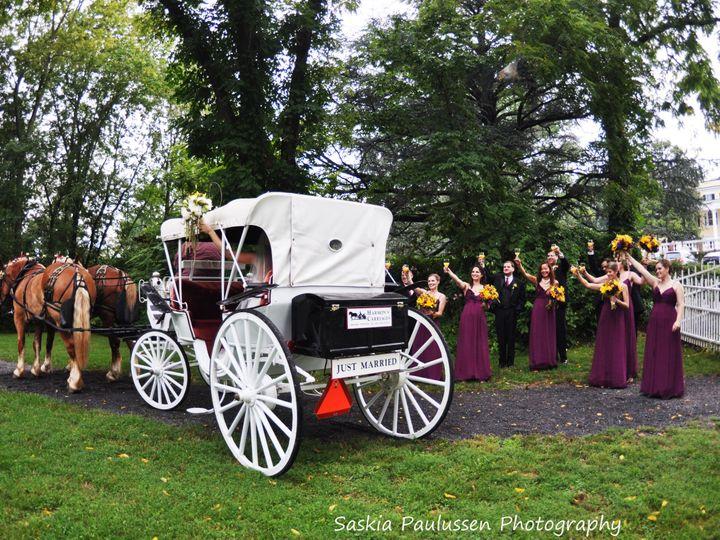 Tmx 1456937133798 Oatlands Workman Go Away Brandy Station wedding transportation