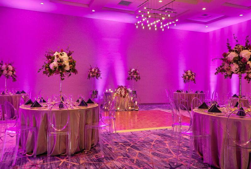 Ballroom Rounds w/ Dance Floor