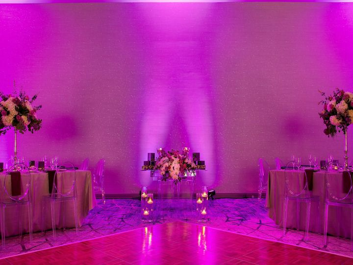 Tmx Indoor Reception With Long Tables 3 51 1016236 158497199660170 Orlando, FL wedding venue