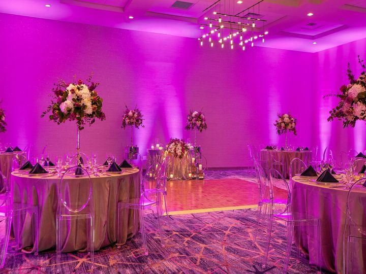 Tmx Indoor Reception With Round Tables 1 51 1016236 158497210887332 Orlando, FL wedding venue