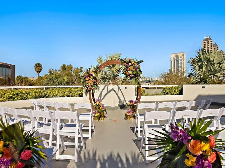 Tmx Outdoor Ceremony 3 51 1016236 158497215267812 Orlando, FL wedding venue