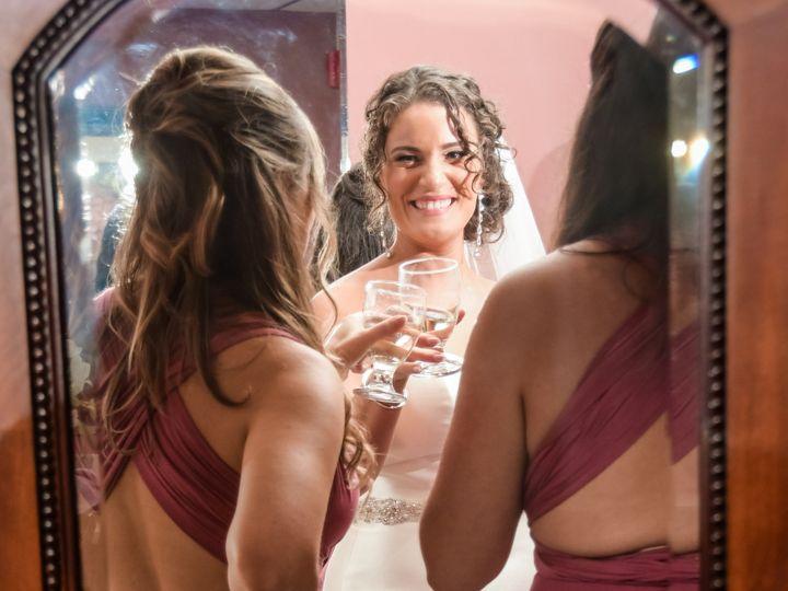 Tmx Bride And Bridesmaids Reflection In Mirror 51 127236 158887053519874 Sutton, MA wedding venue