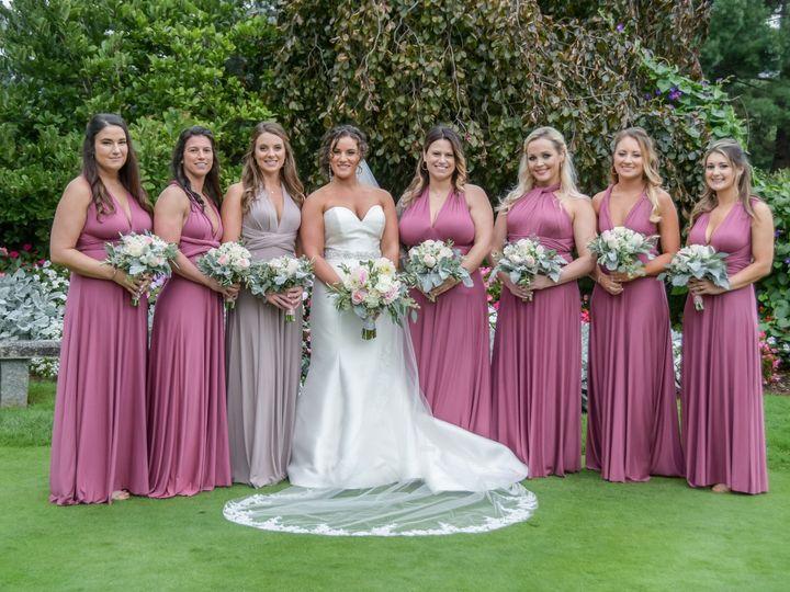 Tmx Bride With Bridsmaids In Garden 51 127236 158887017947534 Sutton, MA wedding venue