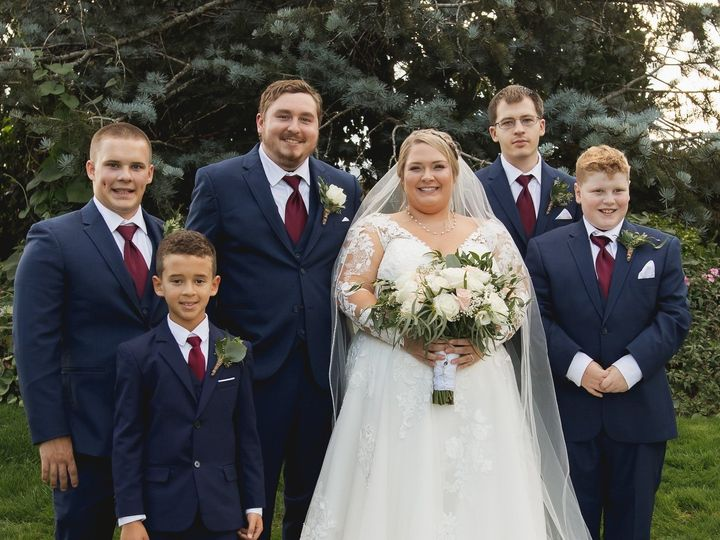 Tmx Couple With Groomsmen 3 51 127236 160493816485198 Sutton, MA wedding venue