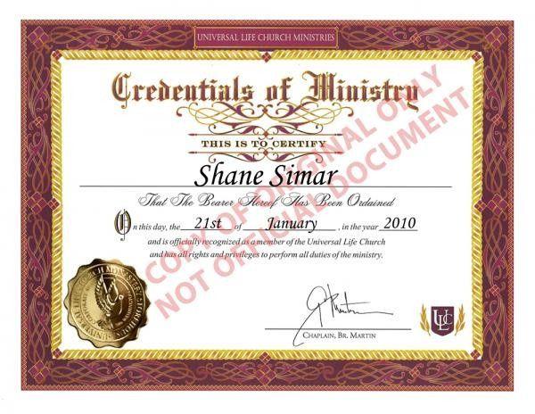 ordination certificate u2hhbmugu2ltyxjemdevmjevmja