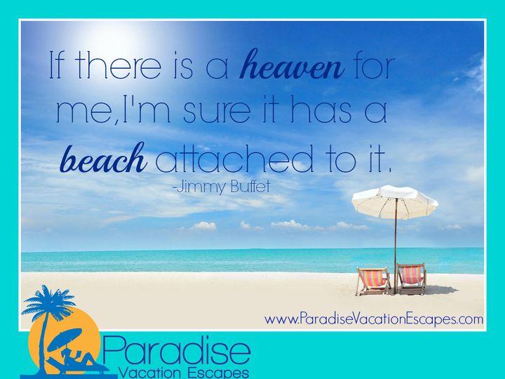Tmx 1441828424671 Beach With Chairs And Umbrella   Quote   Edited Baton Rouge, Louisiana wedding travel