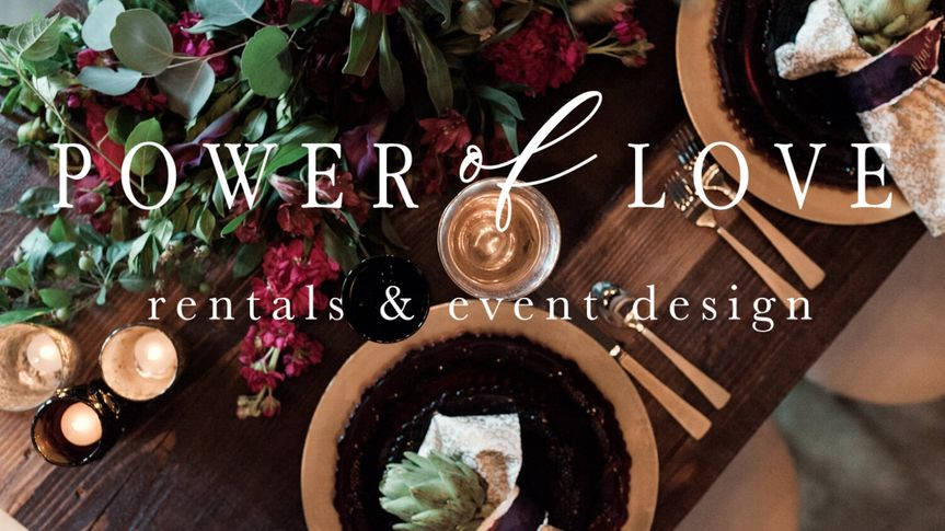 Power of Love Rentals