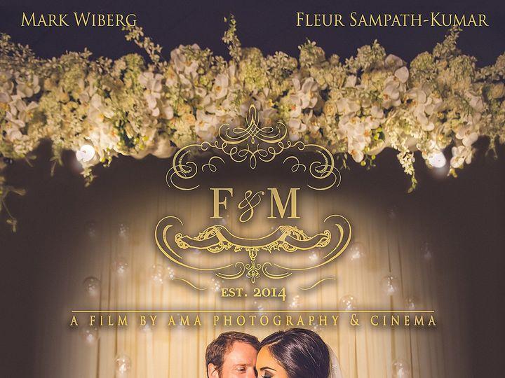 Tmx 1415174514831 Fm Web Movie Poster001 Houston, TX wedding photography
