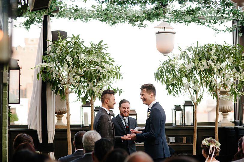 The Gramercy Hotel Wedding