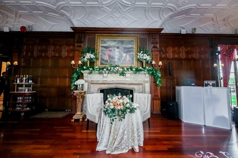 Long Island Mansion Wedding