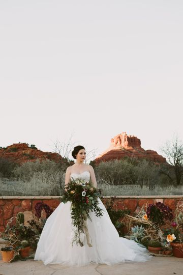 At Red Agave Resort, you will have the beautiful views of Bell Rock and Courthouse Butte as the...