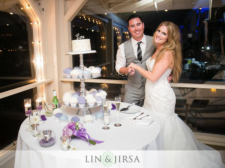 Tmx 1418253421928 Kelsey  Ryan Cake Cutting Newport Beach, CA wedding venue
